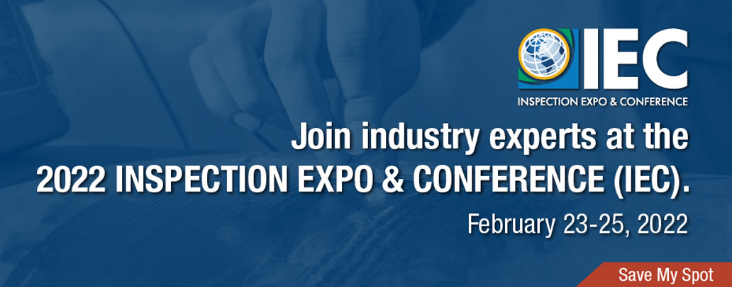 Inspection & Expo Conference 2022