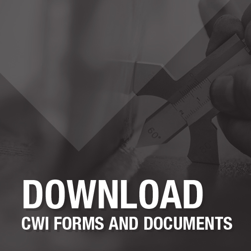Download CWI Forms and Documents