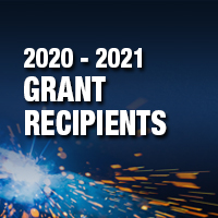 2020-2021 Grant Recipients