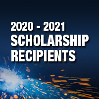 2020-2021 Scholarship Recipients