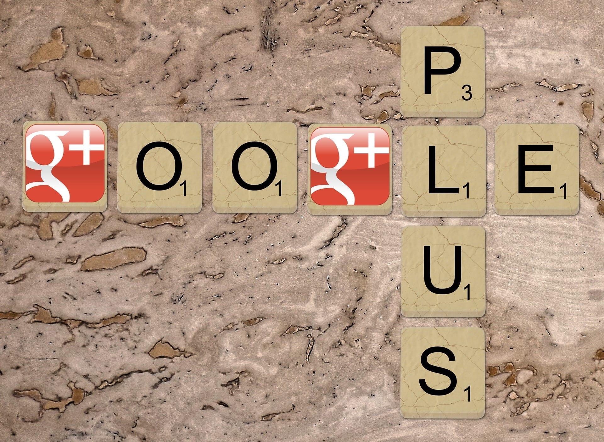 google plus - principais redes sociais