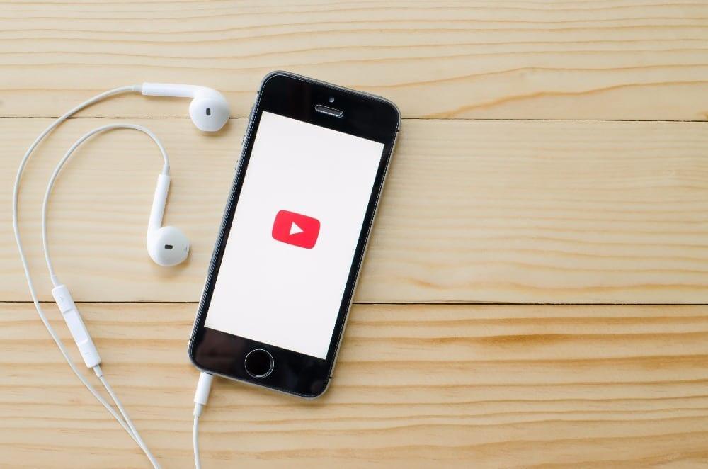 youtube - principais redes sociais