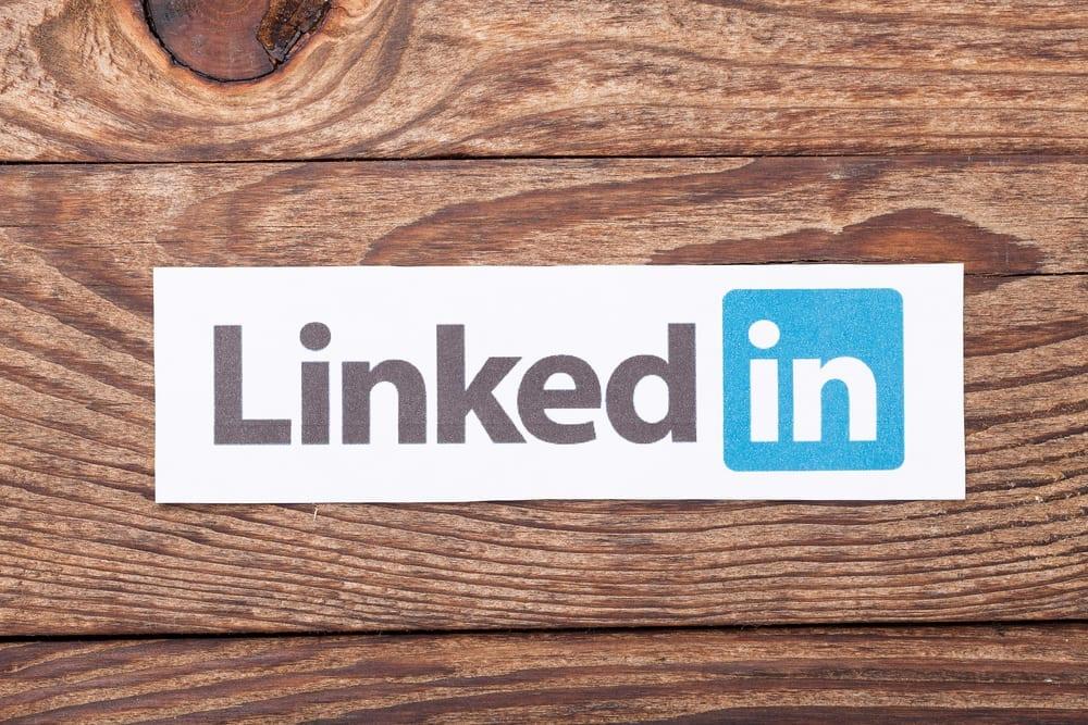 linkedin - principais redes sociais