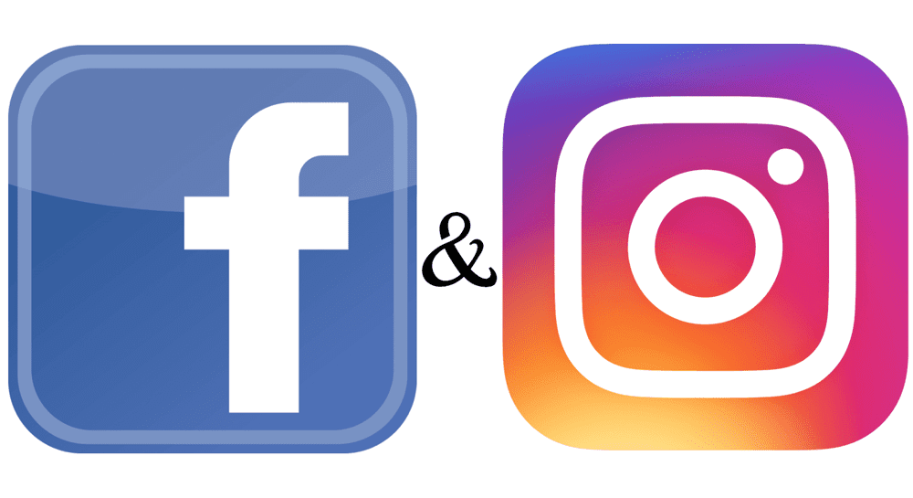 Facebook e Instagram
