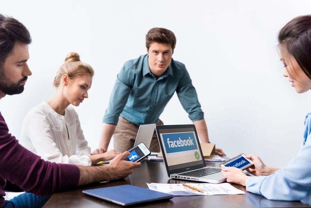 criar anúncios no facebook