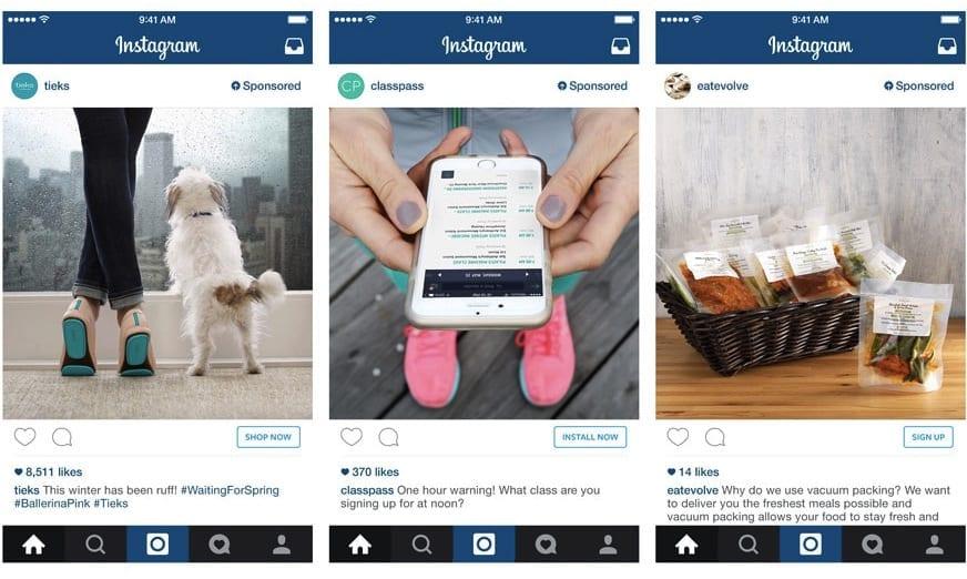 instagram ads - tudo sobre o instagram