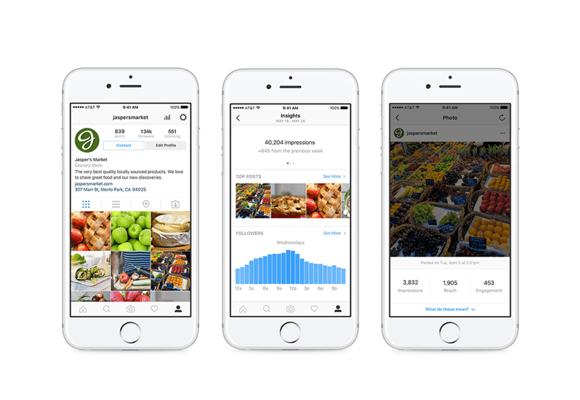 Instagram for business - instagram para empresas