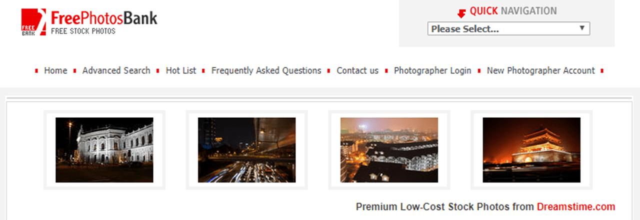 Melhores Bancos de Imagens Gratuitos - Free Stock Photos Banks