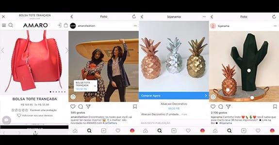 2bbdf90ad Loja no Instagram  conheça o novo recurso de vendas no Instagram!