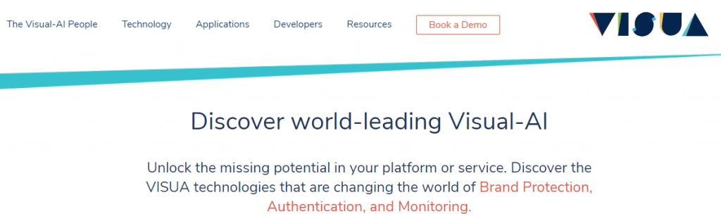 ferramenta de monitoramento de redes sociais: imagem site visua visua