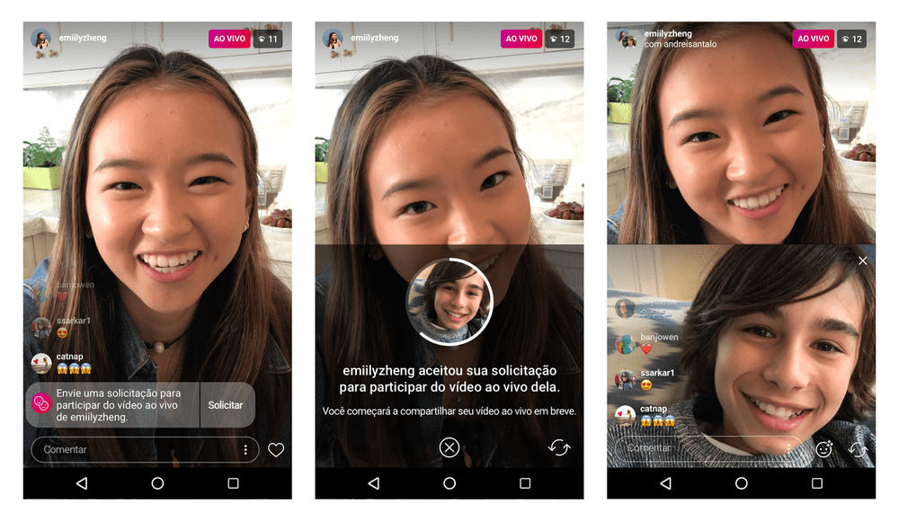 live instagram stories - o que postar no instagram stories?