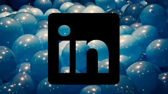 linkedin para empresas - logo do linkedin