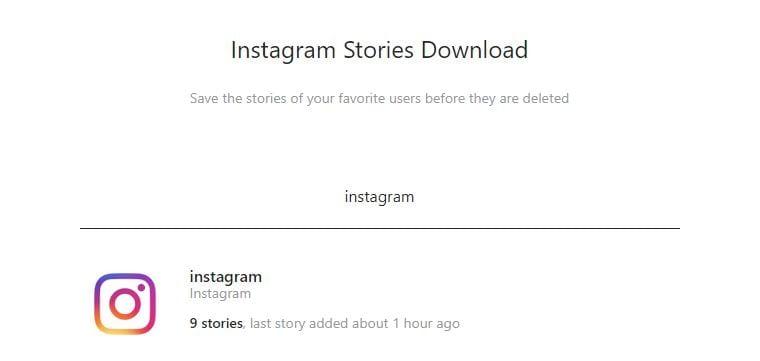 salvar stories instagram