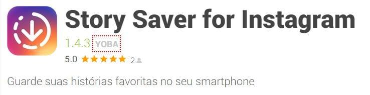 app story saver