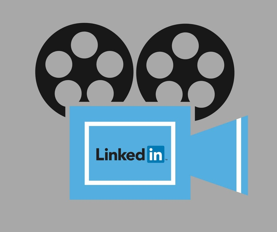 como postar vídeo no linkedIn