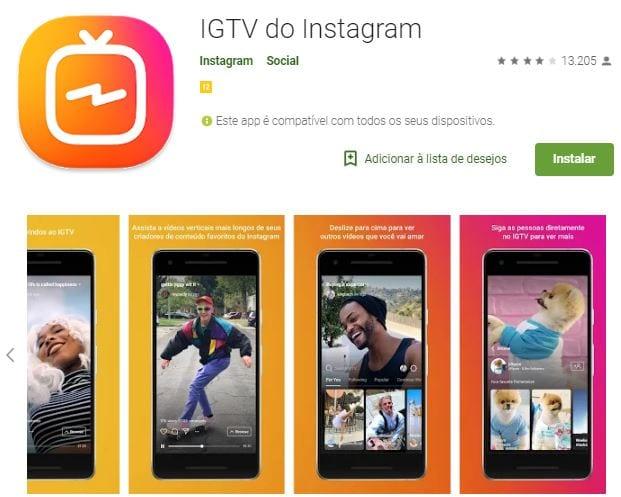 app igtv
