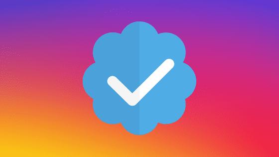 como ter uma conta verificada no instagram