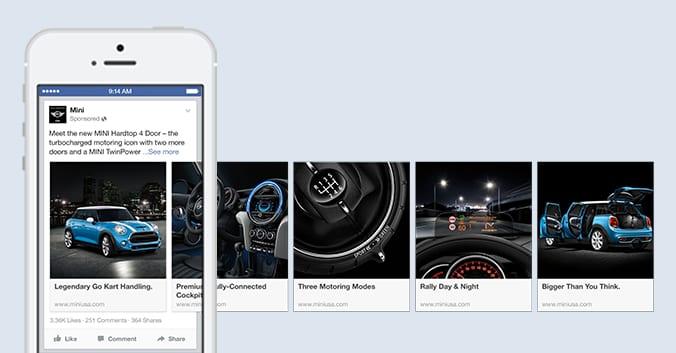 review carro carrossel facebook
