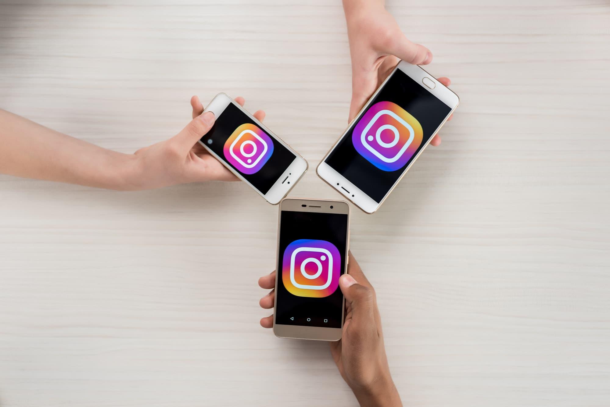 como gerenciar várias contas de instagram pela mlabs