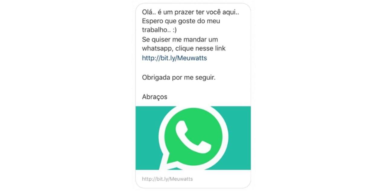 Mensagem automática no Instagram 3