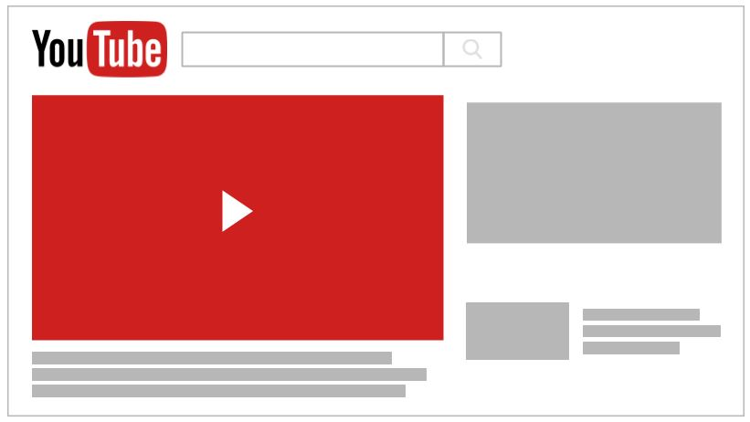 YouTube Ads: modelo de anúncio TrueView In-Stream