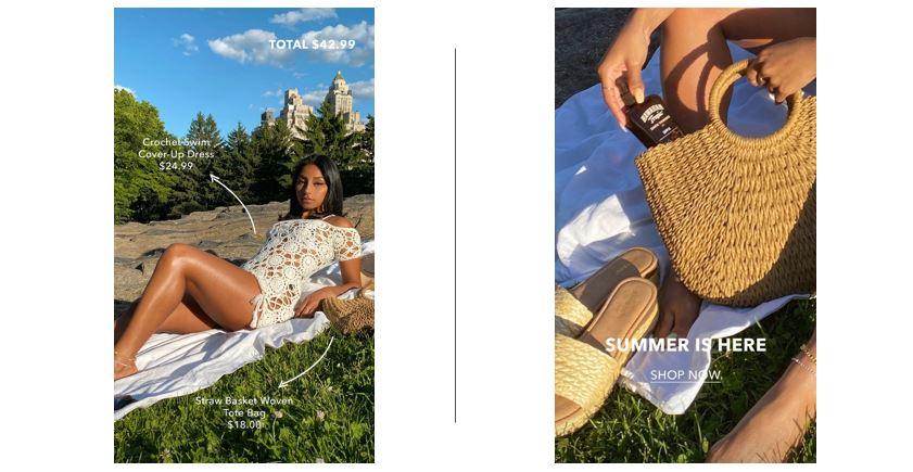 como-vender-roupas-pelo-instagram-forever21-stories