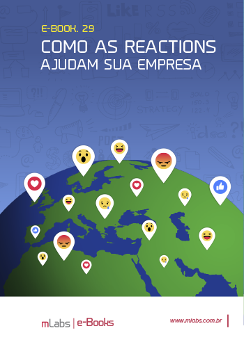 Como as Reactions ajudam sua empresa - Ebook mLabs