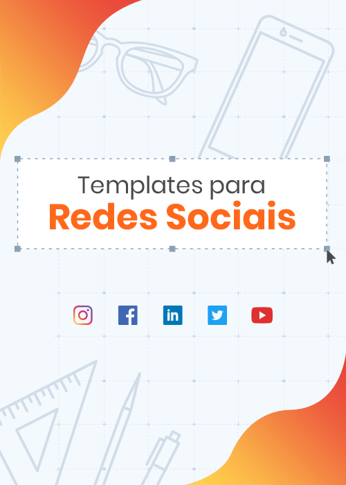 kit templates redes sociais - Ebook mLabs