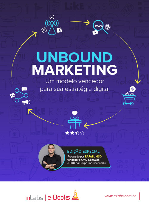Unbound Marketing: um modelo vencedor para sua estratégia digital - Ebook mLabs