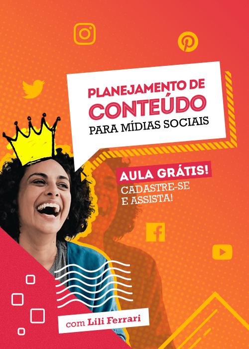 Planejamento de Conteúdo para Mídias Sociais - com Liliane Ferrari! - Aula mLabs