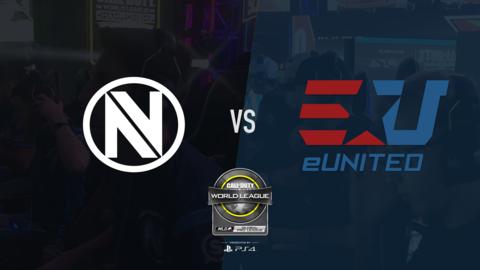 Team EnVyUs vs eUnited - CWL GPL Stage 2 Playoffs - Day 3 f6883c043