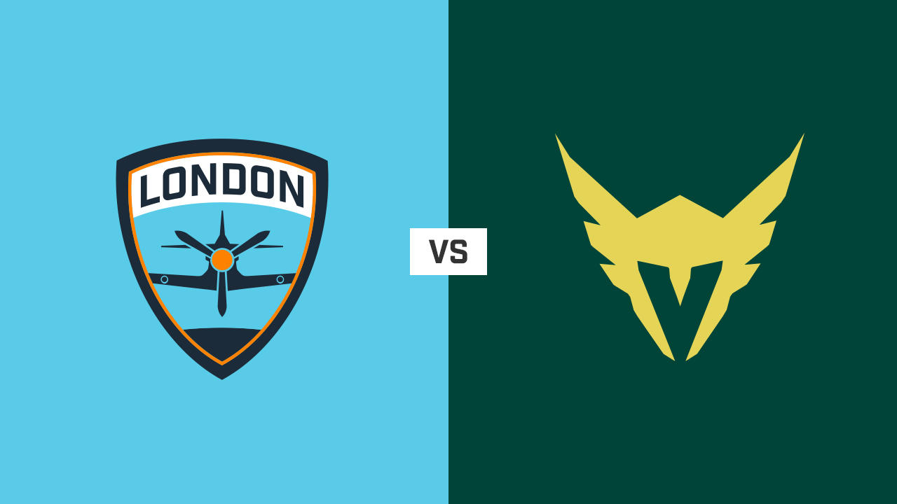 Full Match | London Spitfire vs. LA Valiant