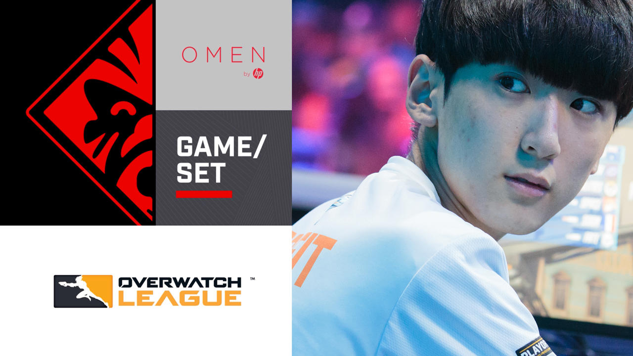 Game/Set with London Spitfire's Profit