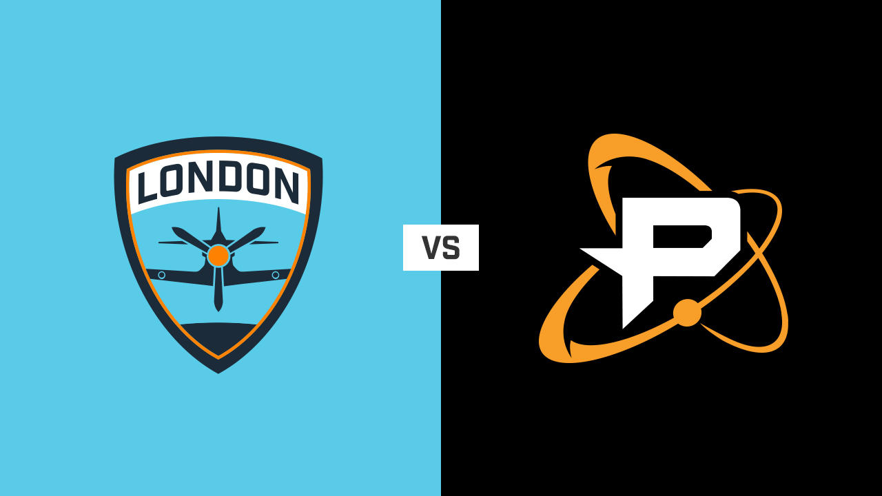 Полный матч | London Spitfire – Philadelphia Fusion
