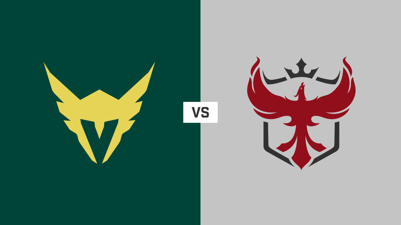Komplettes Match | LA Valiant vs. Atlanta Reign