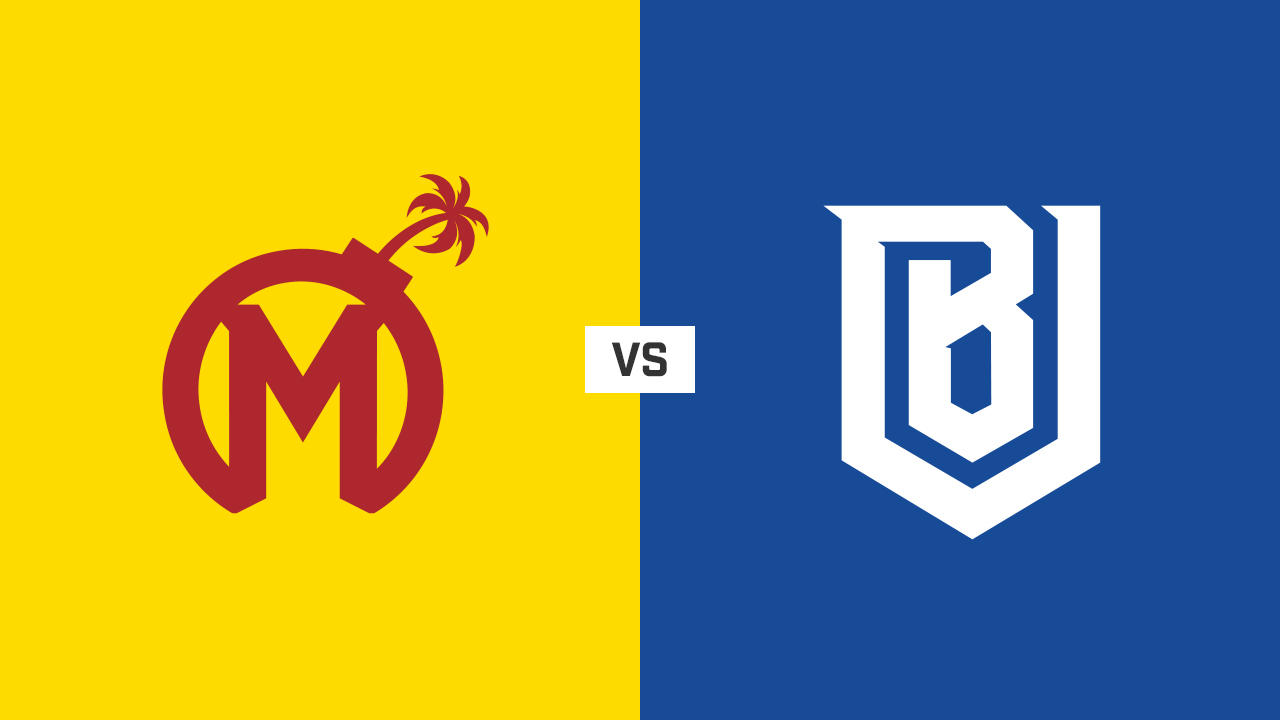 Komplettes Match | Mayhem vs. Boston Uprising