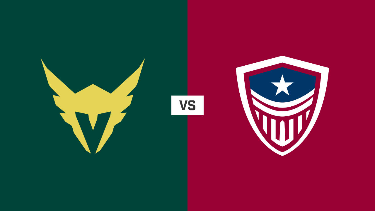 Komplettes Match | LA Valiant vs. Washington Justice