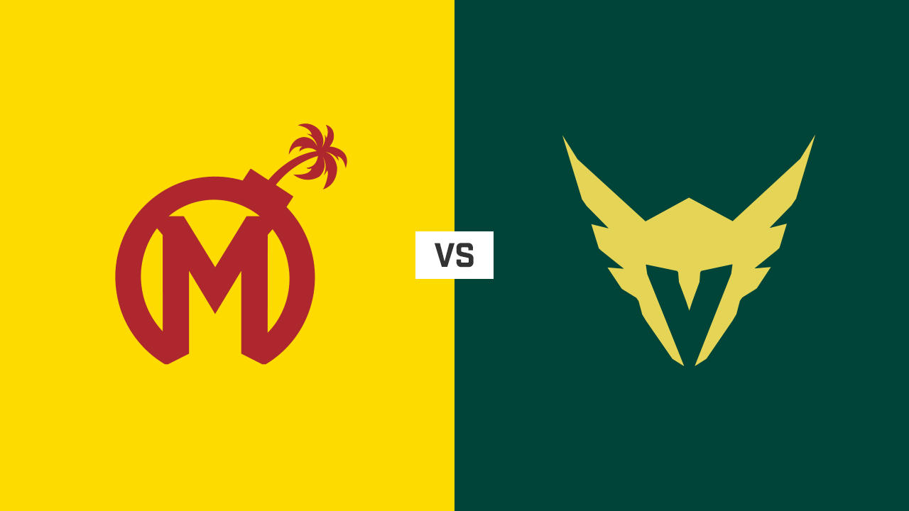 Full Match | Florida Mayhem vs. Los Angeles Valiant