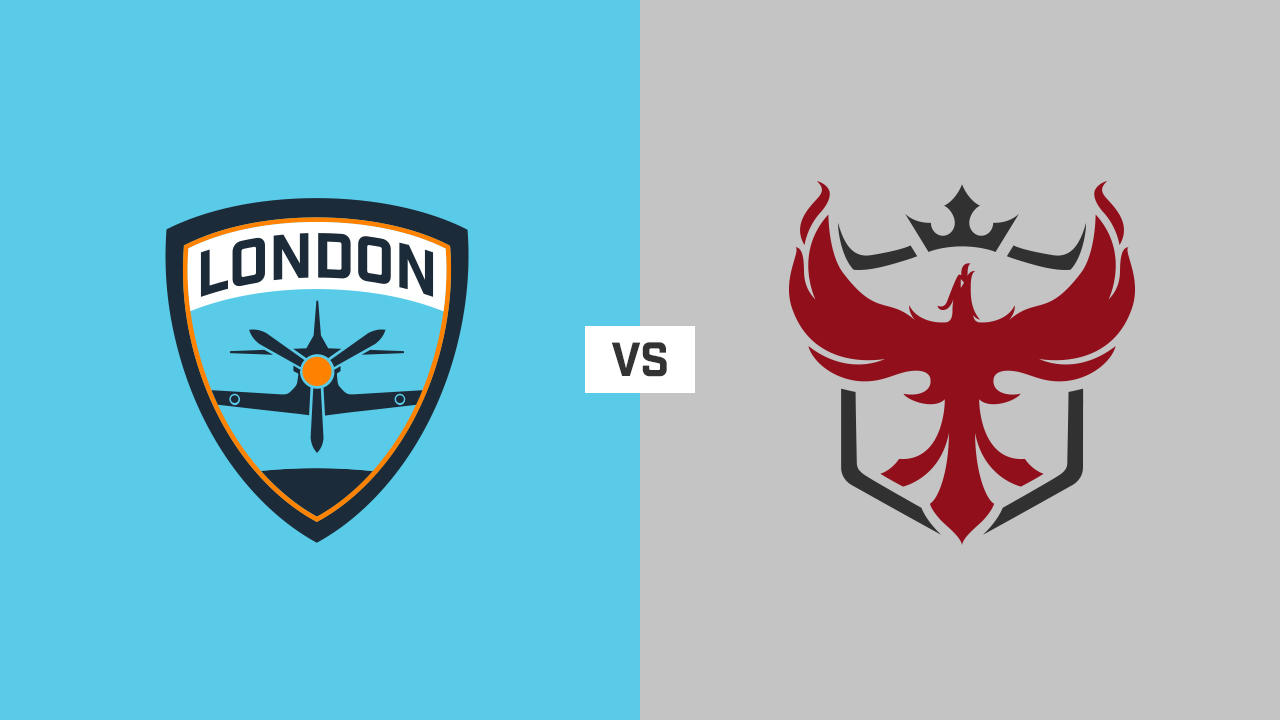 Full Match | London Spitfire vs. Atlanta Reign