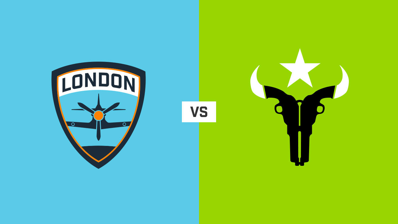 Полный матч | London Spitfire – Houston Outlaws