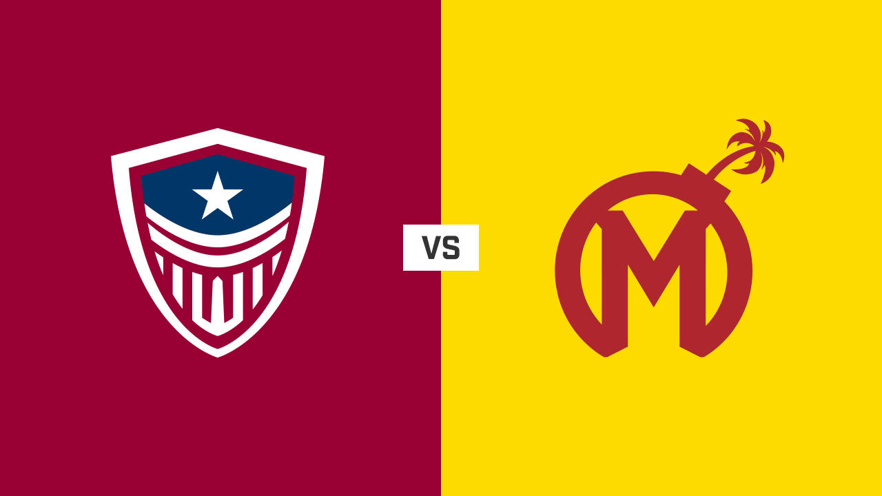 Komplettes Match | Washington Justice vs. Florida Mayhem