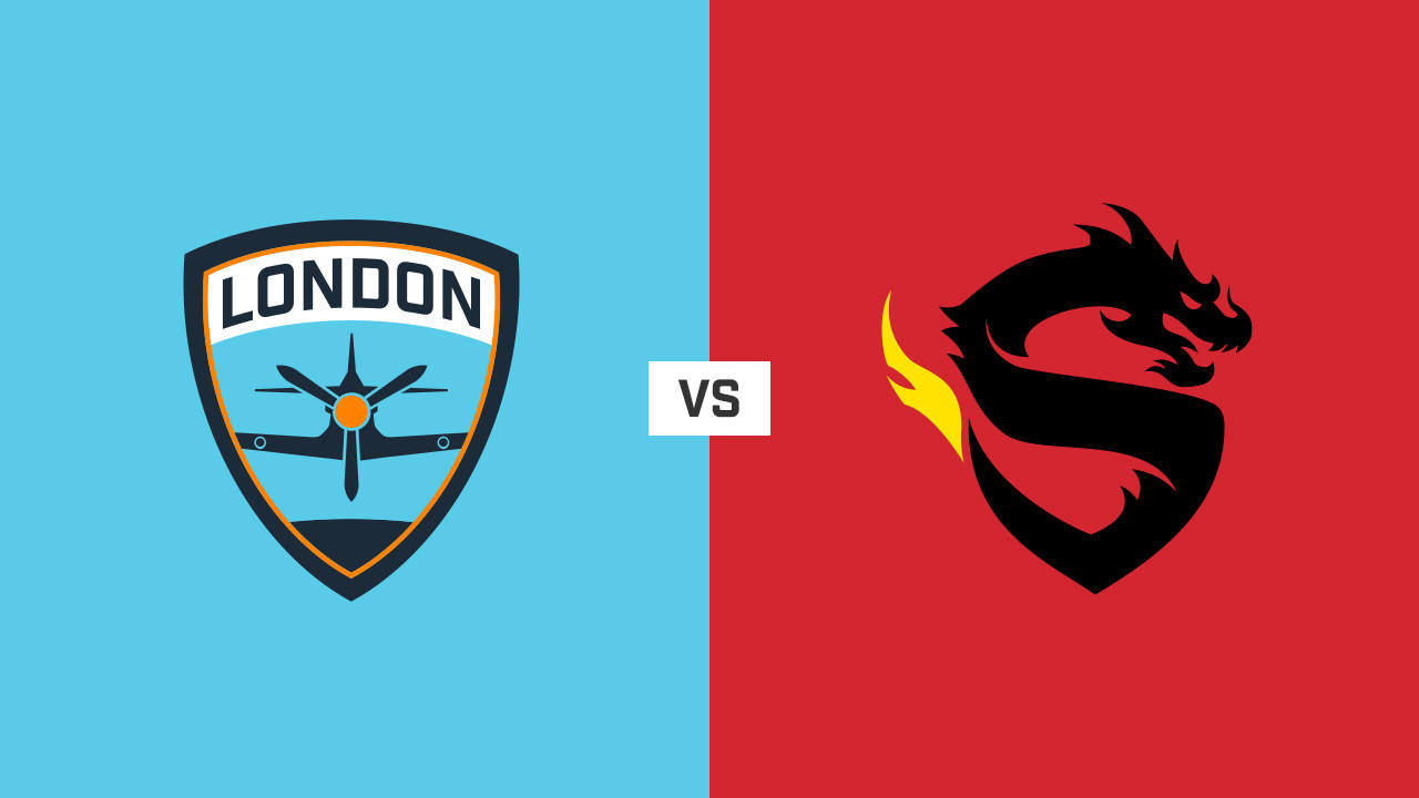 完整賽事 | London Spitfire vs. Shanghai Dragons