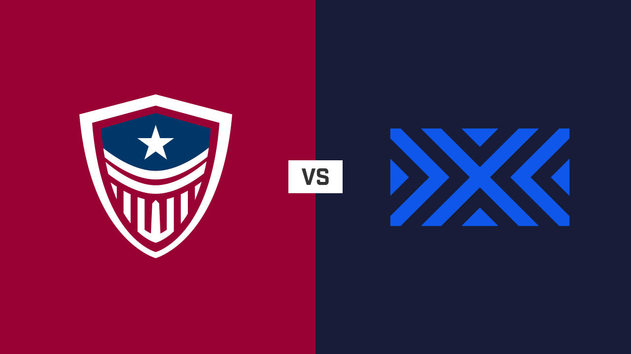 Komplettes Match | Washington Justice vs. New York Excelsior