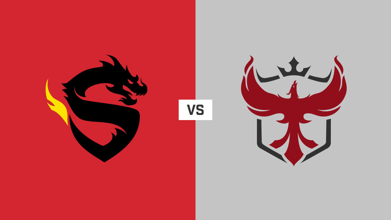 Full Match | Shanghai Dragons vs. Atlanta Reign
