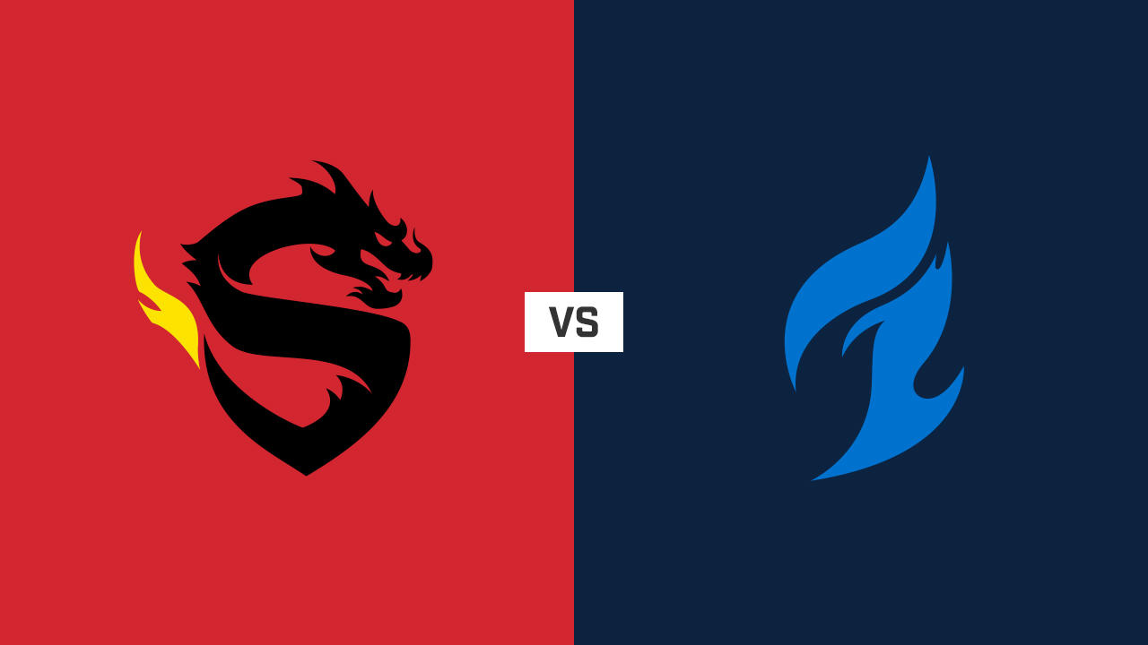 Полный матч | Shanghai Dragons – Dallas Fuel