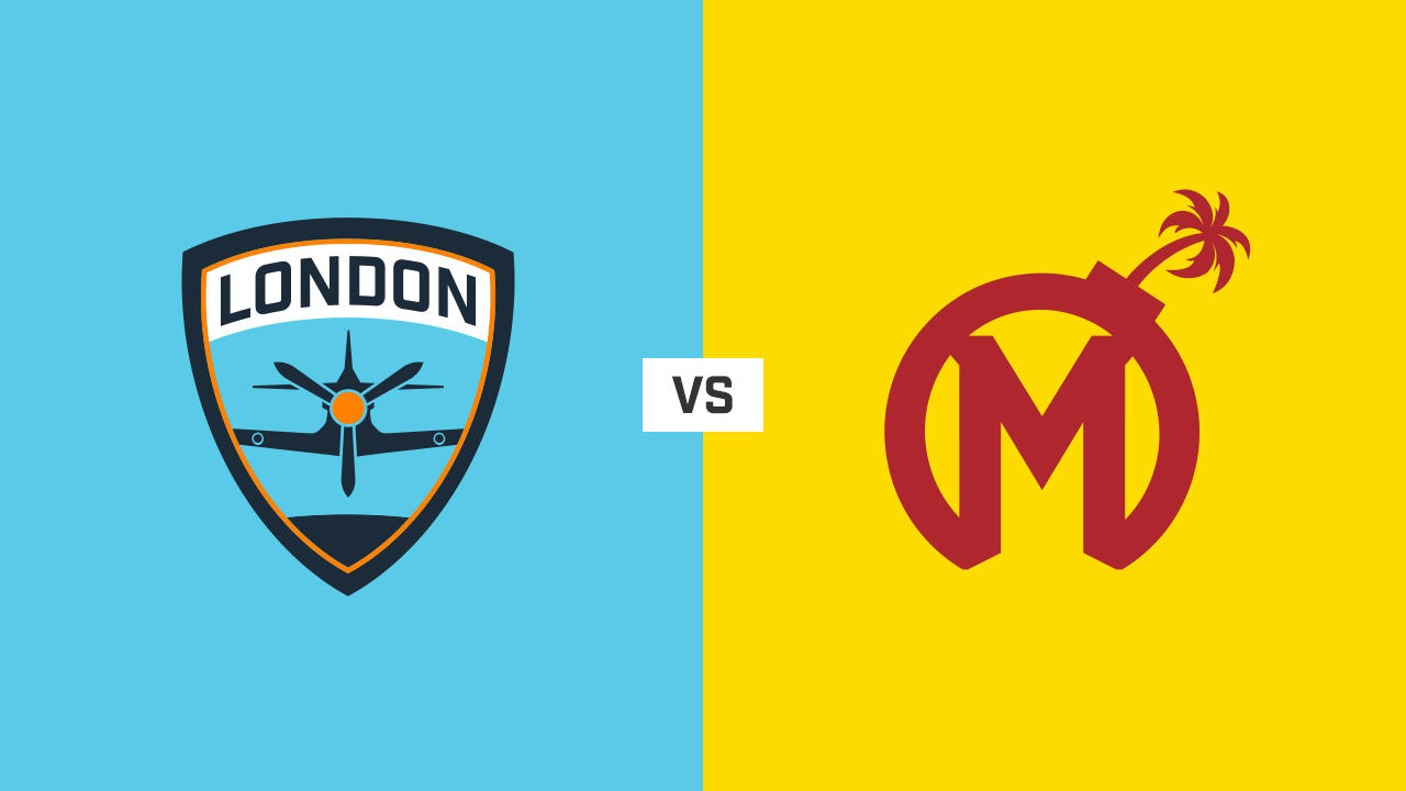 Полный матч | London Spitfire – Florida Mayhem