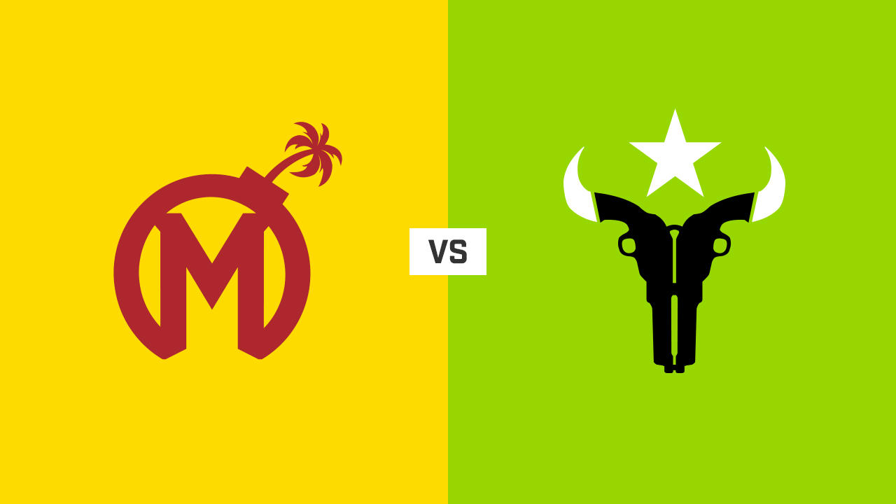 完整賽事 | Florida Mayhem vs. Houston Outlaws