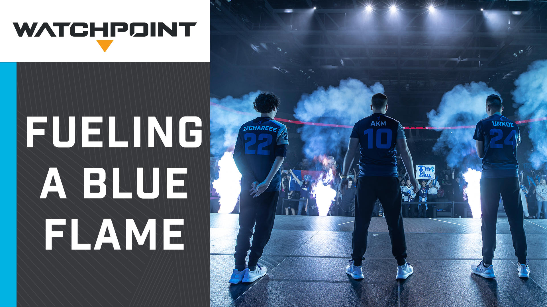 Dallas Fuel – Fired Up from Homestand Weekend