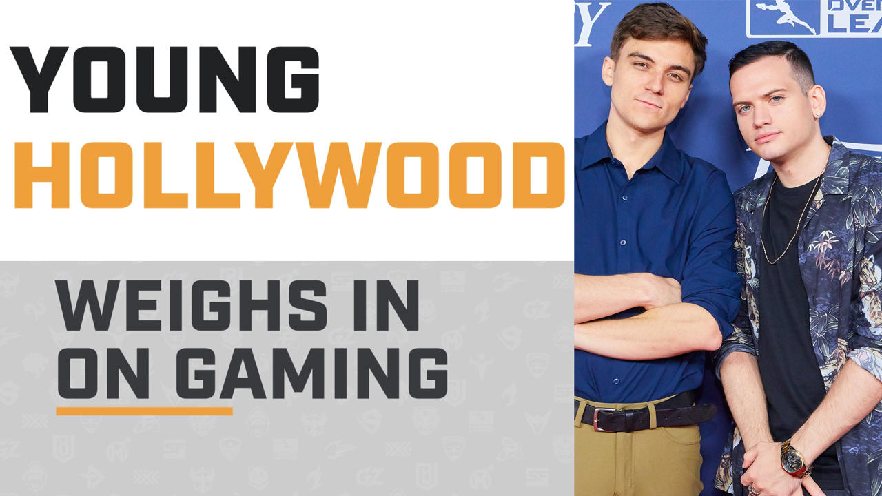 Young Hollywood Weighs in on Gaming