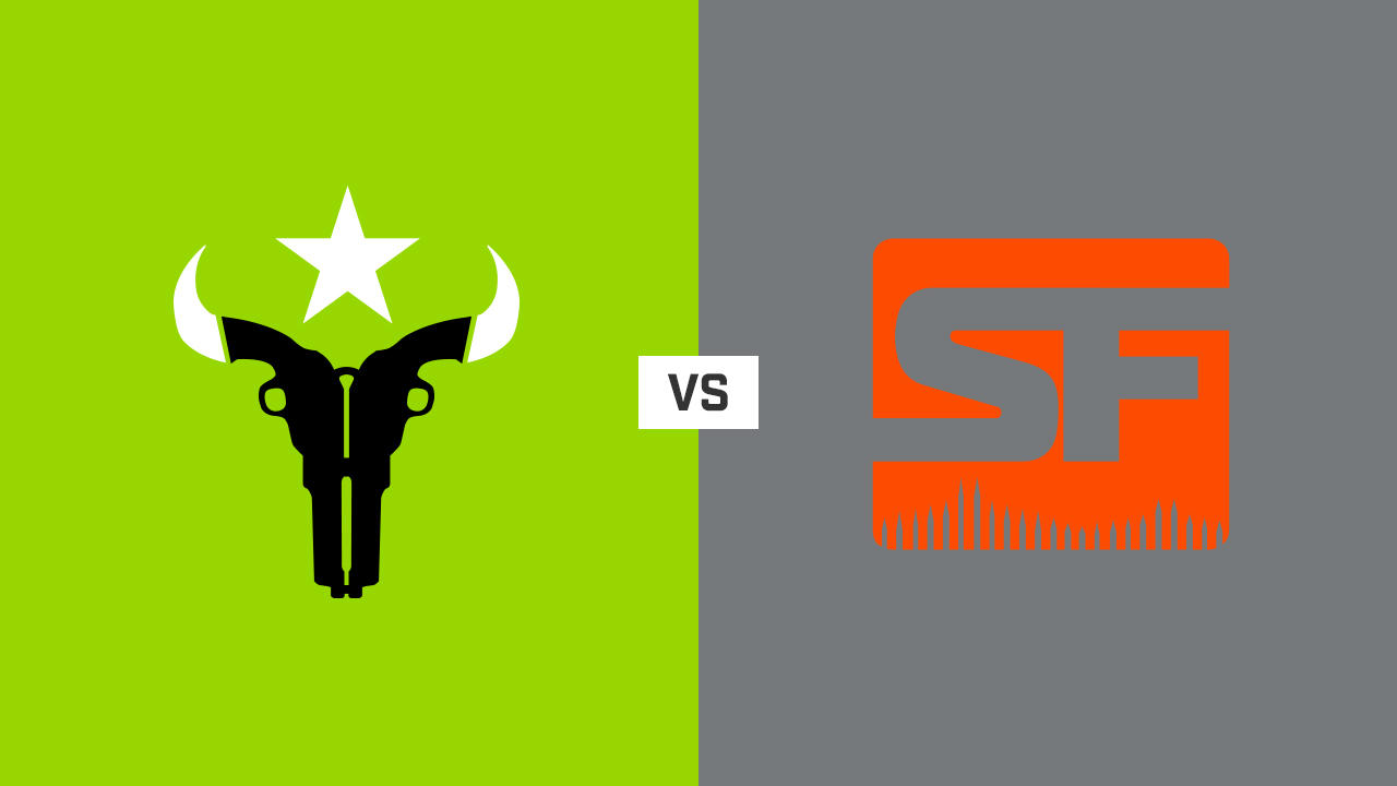 Full Match | Houston Outlaws vs. San Francisco Shock